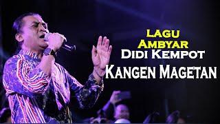 Top Hits -  Kangen Magetan Didi Kempot Feat Rini Epeledut Album