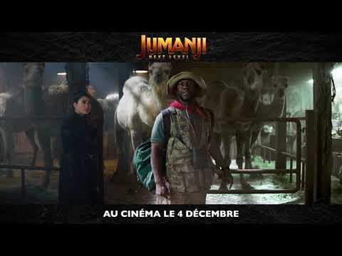"Jumanji : Next Level - TV Spot ""New level"" 20s"
