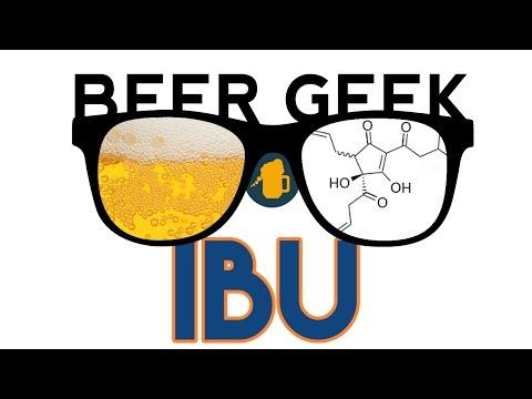 Beer Geek - IBU