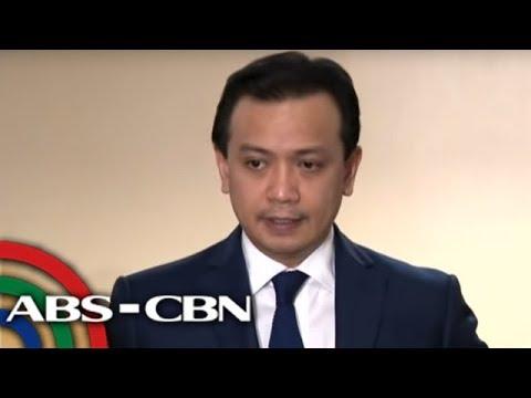 Bandila: Trillanes kay Guevarra - Kapag hindi na tama, say no