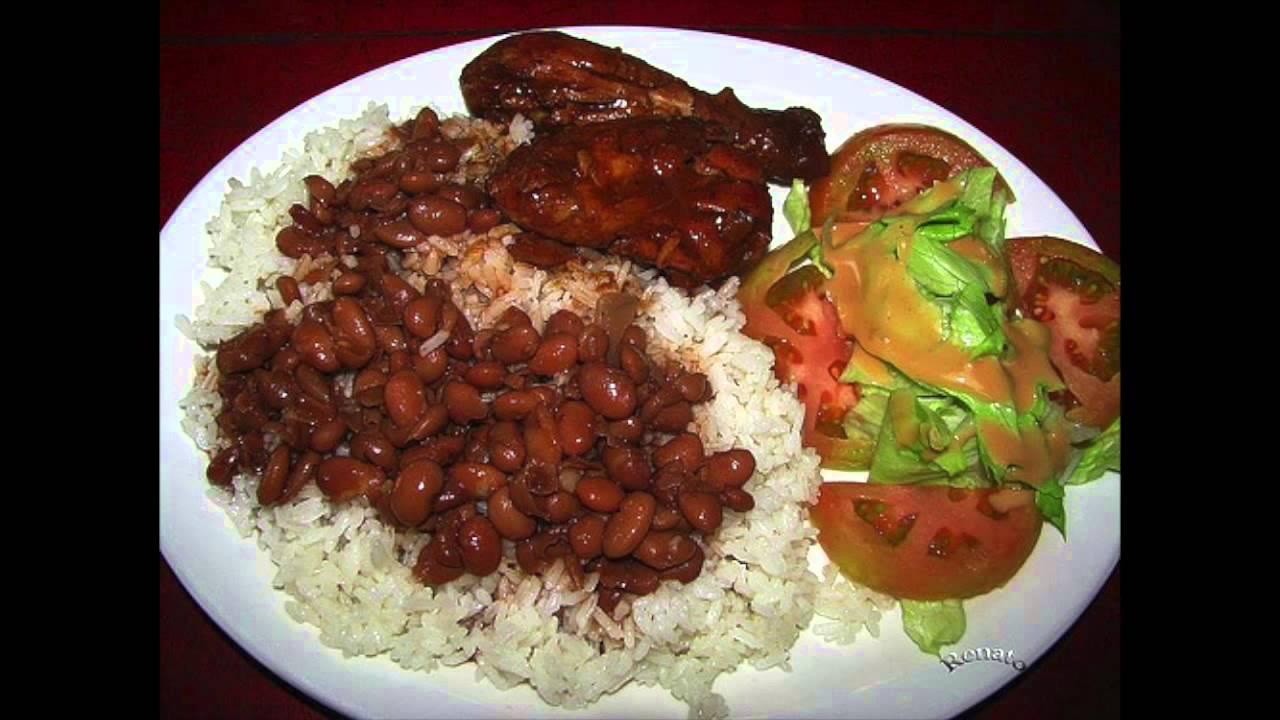 Imagenes comida dominicana YouTube