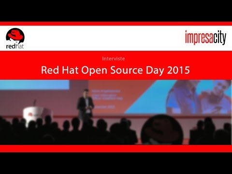 Andrew Butler VP Distinguished Analyst, Gartner | Red Hat Forum Open Source 2015 | impresacity.it