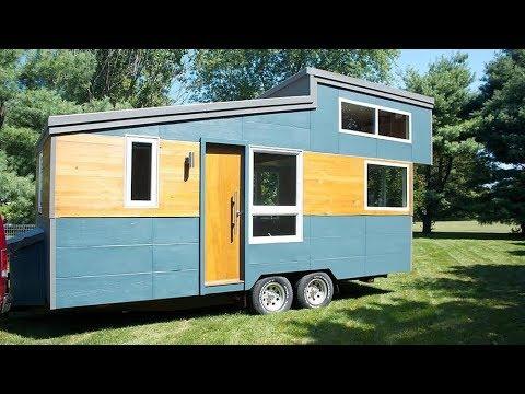 Alpha Tiny House by Liberation Tiny Homes