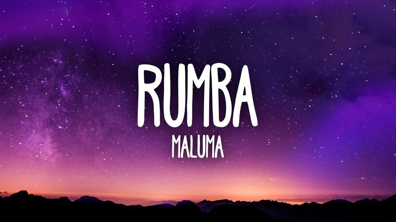 Maluma - Rumba (Puro Oro Anthem)