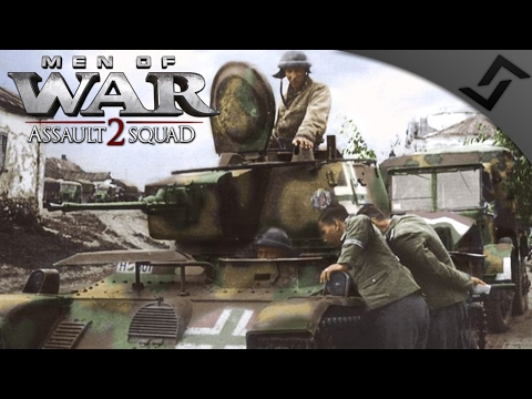 Germans & Hungarians in Stalingrad - Sir Hinkels Mod - Men of War Assault Squad 2 Stream Upload