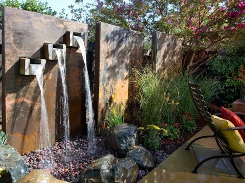 Backyard Feature Wall Ideas backyard feature wall ideas - youtube