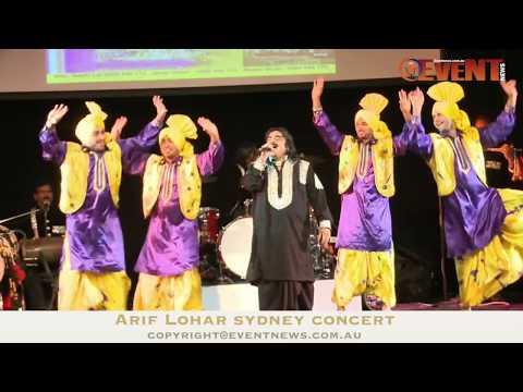 Arif lohar Ek Phul Motiye Da Best Live...