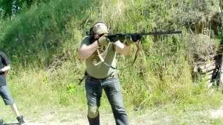 Benelli Vinci кал. 12/76 инерционный полуавтомат. Развлекательная стрельба. Пуля, дробь (18+)