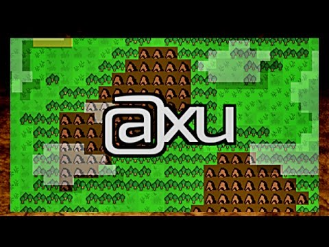 Let's Try Axu - (Open World Roguelike)
