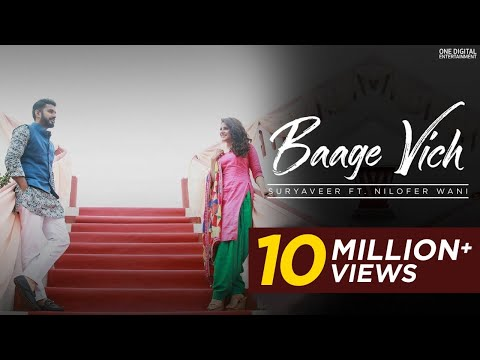 baage-vich---suryaveer-|-wedding-song-|-latest-romantic-songs-2019-|-onima