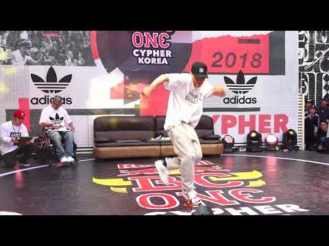 PHYSICX | JUDGE @ Red Bull BC One 2018 Cypher Korea | LB-PIX