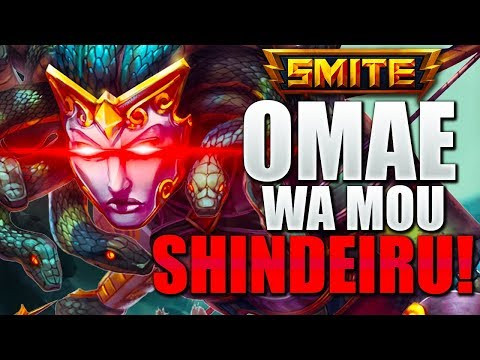 OMAE WA MOU ... SHINDEIRU!? (SMITE Momentos Divertidos)