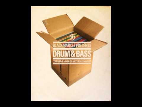 Blackmarket Presents Rollin Drum & Bass Vol 1 Nicky Blackmarket (2000)