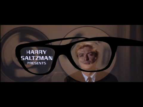 The Billion Dollar Brain (1967) Opening Titles