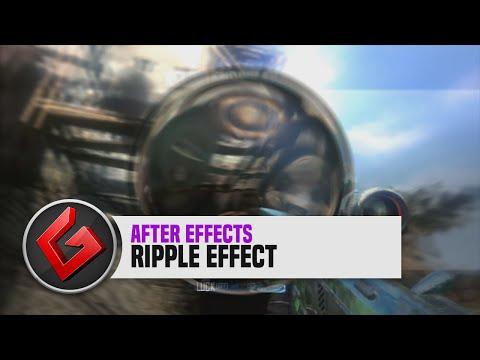 Ripple Effect Tutorial #1 | After Effects CS6