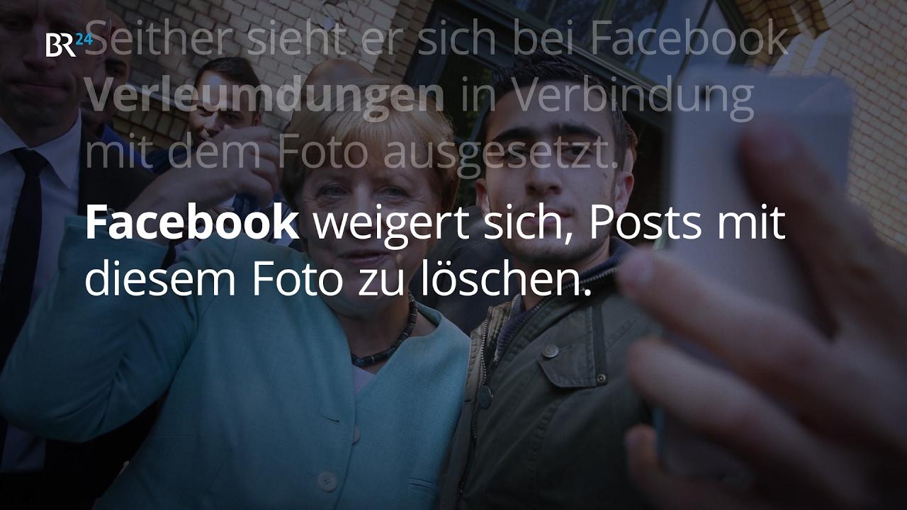 Prozess gegen Facebook: Würzburger Anwalt und Syrer kämpfen gegen Fake-News | BR24