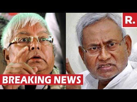 Lalu Prasad Yadav Vs Nitish Kumar | Crisis In Bihar