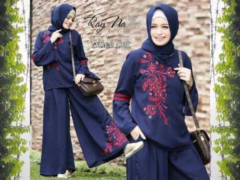 Model Setelan Kulot Busana Muslim Terbaru || +62-838-3103-1308