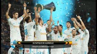 OM vs Atlético Madrid | Final UEFA Europa League 2017/2018 | PES 2018