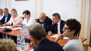 Sesja rady miasta (18.07.2018)