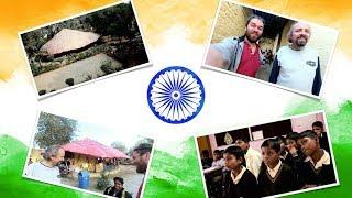 Freak in die Welt - Dezember 2017 - Neu Delhi - Rundgang im Sewa Ashram