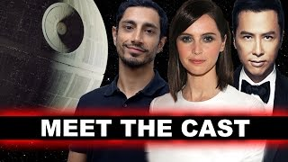 Star Wars Rogue One 2016 - Donnie Yen, Felicity Jones, Riz Ahmed - Beyond The Trailer