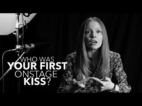 Broadway Actors Reveal Their First Onstage Kisses