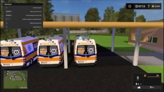 Farming Simulator 17 | WPR | MB Sprinter S1 | Download