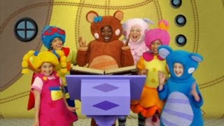 Teddy Bear Boogie Woogie - DVD Episode - Mother Goose Club Songs for Children