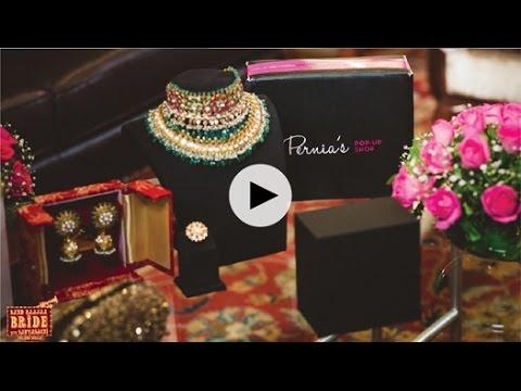 Pernia Qureshi for Band Baajaa Bride
