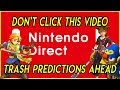 Nintendo Direct PREDICTIONS Discussion!! GET OUT YOUR AMIBO FOR THE ANIMAL CROSSING SUMMONING RITUAL