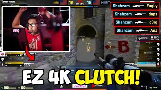 When Shahzam used t๐ play CSGO