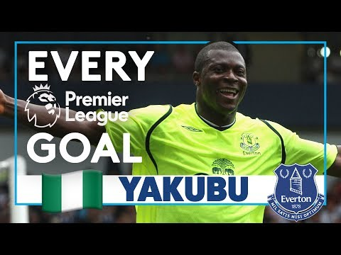 YAKUBU | GOAL POACHING LEVEL = EXPERT!