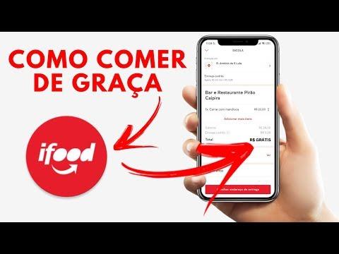 NOVO COMO COMER DE GRAÇA NO IFOOD EM 2020?  CUPOM PREMIUM
