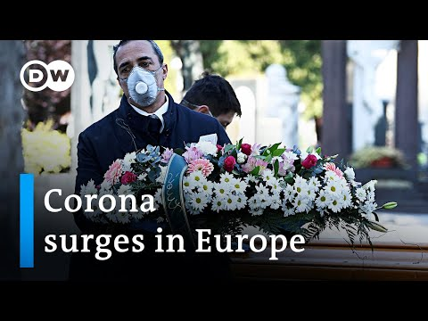 Coronavirus update: Infections in Europe continue to surge | DW News