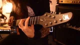 """PRONOIA """" EL CIEGO """" - Guitar playthrough - Chowy Fernandez"""
