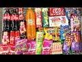 A Lot Of Candy 2018 NEW 72 Кола Миринда Чипсы Твик Эммдемс Киткат Skittles Alpen Gold Fruit Tela mp3