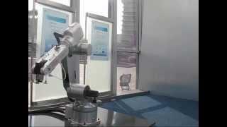 6dof robot manipulator by googoltech motion controller