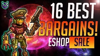 BARGAINS! 16 Switch eShop Game…