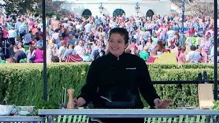 2014 White House Easter Egg Roll: Play with Your Food with Alexandra Guarnaschelli