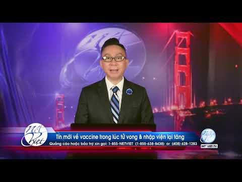 Hot News voi Thanh Tùng _# 64 _Jul 13 2020_Tin mới về vaccine trong lúc tử vong & nhập viện lại tăng