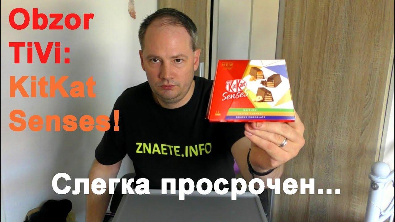 Obzor TiVi: <b>KitKat Senses</b> - YouTube