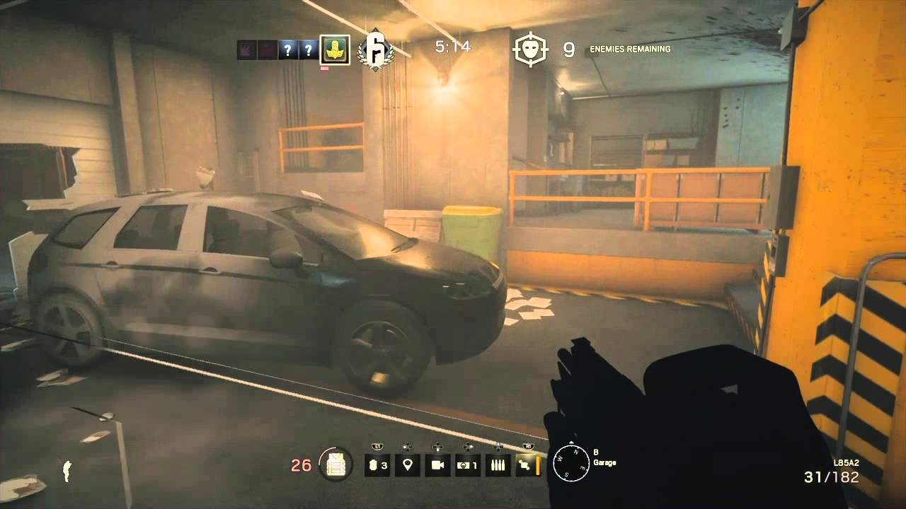 Rainbow six siege beta bomber you can drive my car - Rainbow six siege disable bomber ...
