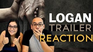 Logan trailer reaction and review
