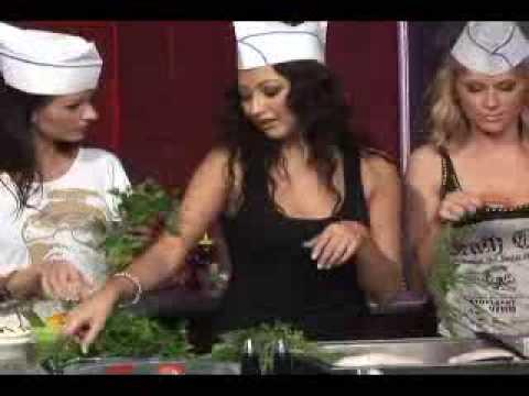 Sexy Mamis Tropicales - El Cocinero Mayor