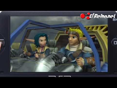 Vídeo análisis / review Jak and Daxter: La frontera perdida - PSP/PS2