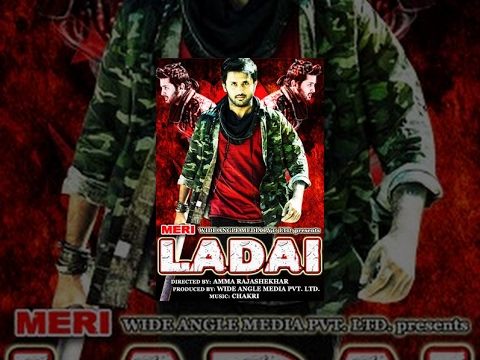 MERI LADAI | Hindi Film | Full Movie | Nithiin | Sada | Sayaji Shinde