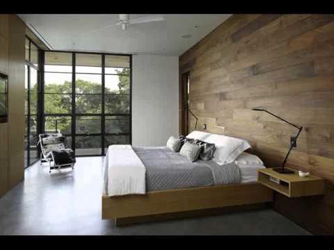 gambar desain kamar tidur minimalis modern wiwid gunawan