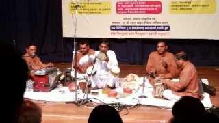 sattyapal maharaj at DADAR  (PU.L. Deshpande Ha...