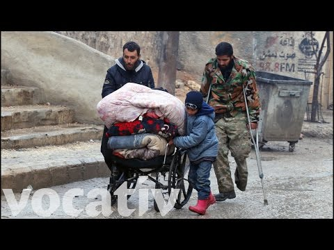 Syrians Post 'Last Calls' From Aleppo As Rebel Defenses Collapse
